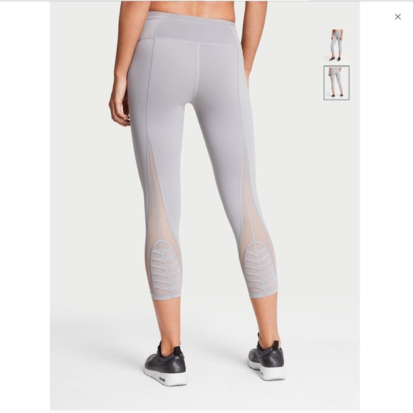 f29c94e778ebc Victoria's Secret Pants | Knockout By Victoria Sport Capri | Poshmark